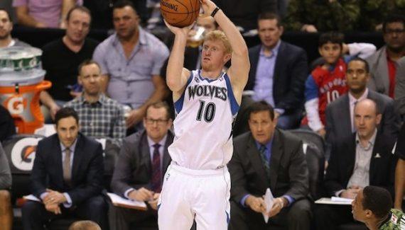 Chase Budinger passe du basket au volley