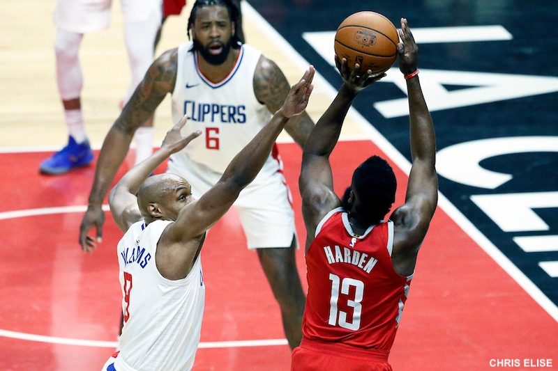 Les Clippers impuissants face à Houston — NBA