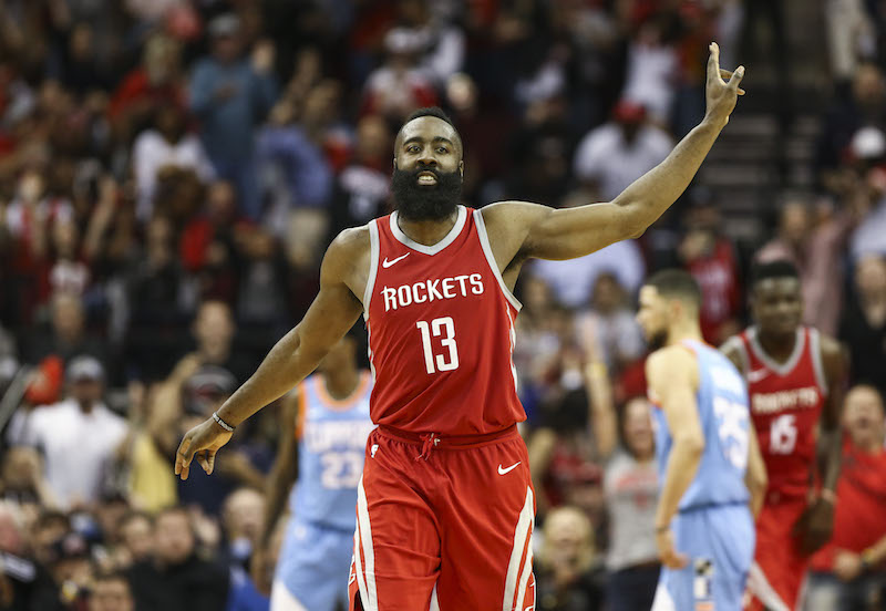 Houston a pris son temps face aux Clippers — NBA