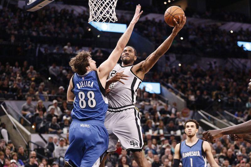Kawhi Leonard (San Antonio Spurs) bientôt de retour à la compétition ?