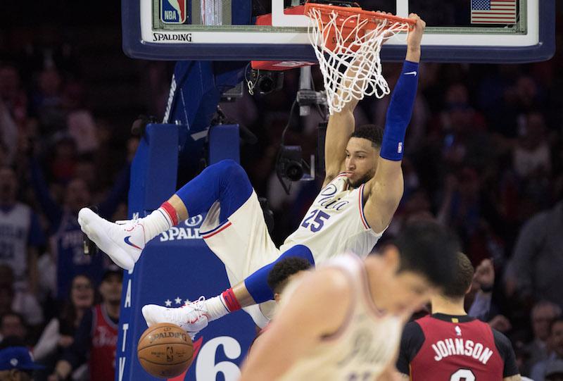 NBA : Les Sixers s'invitent dans le dernier carré