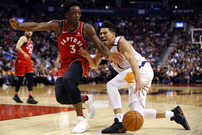 Les Wizards créent l'égalité contre les Raptors