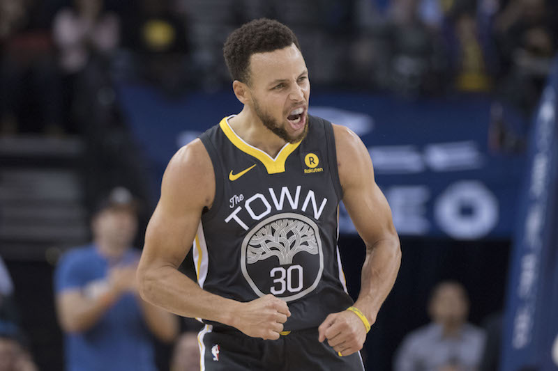 Retour possible de Curry samedi — Golden State