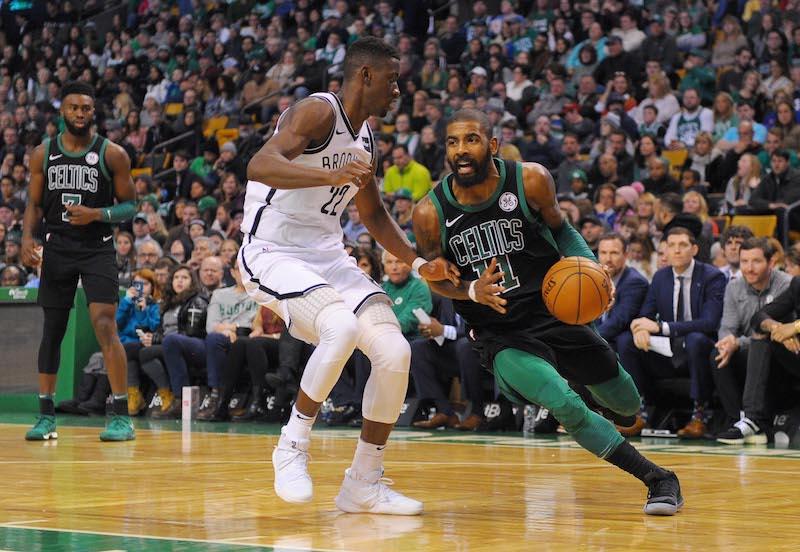 Fin de saison pour Kyrie Irving — NBA