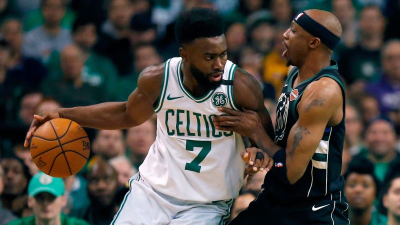 Boston double la mise contre Milwaukee — NBA