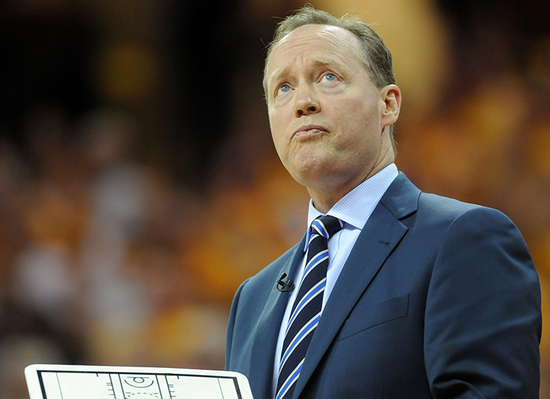 Coach Of The Year en 2015, Mike Budenholzer quitte les Hawks