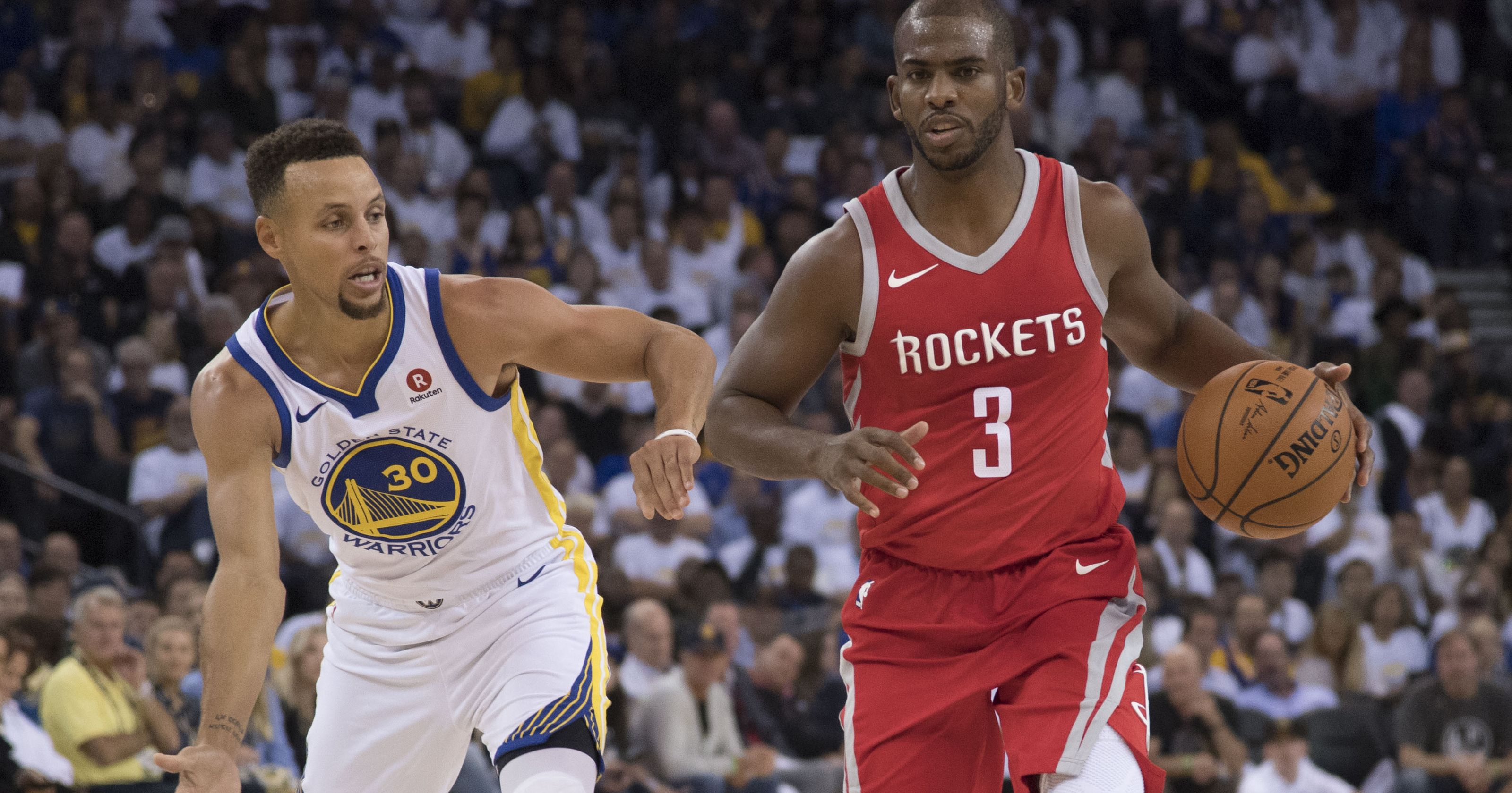Basket-NBA Golden State fait craquer Houston