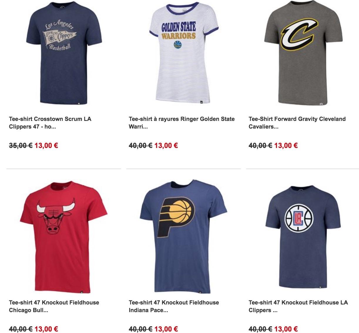 '47 Brand NBA PHOENIX SUNS Club T-Shirt NEU//OVP