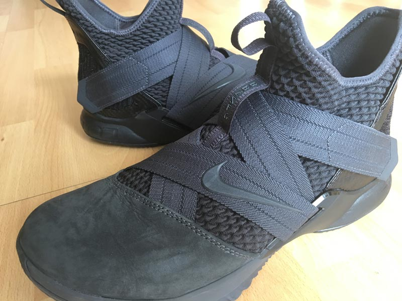 Test de chaussures – La LeBron Soldier XII | Basket USA