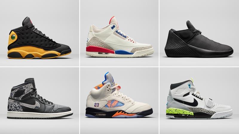 grand choix de b493f 4bc80 Nike et Jordan Brand attaquent l'été avec le « Quai 54 » et ...
