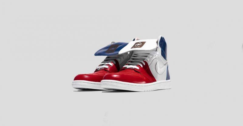 En À Bleus 1 Des Air Jordan 200 La Une Victoire Dollars Pour Fêter EDIH29