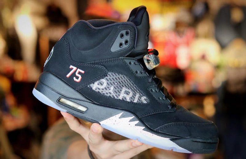Des nouvelles images et un prix pour les Air Jordan 5 ...