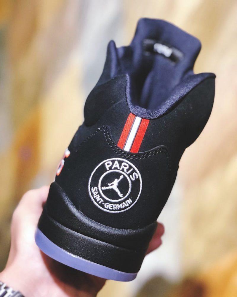 grand choix de ae69d e8715 Des nouvelles images et un prix pour les Air Jordan 5 ...