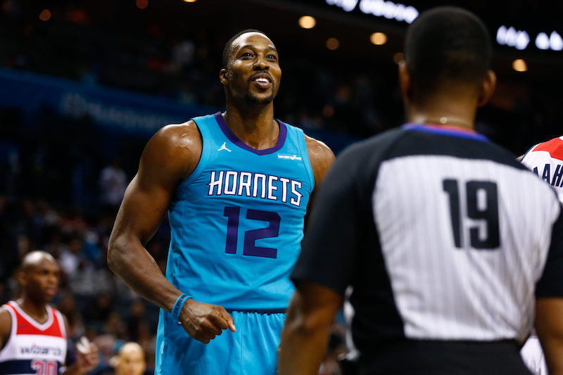 Dwight Howard va quitter les Nets pour rejoindre les Wizards ... ba03131de
