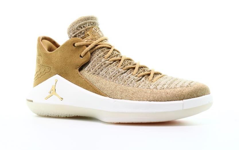 f78a05c8e80522 Une Air Jordan 32 blonde comme les blés