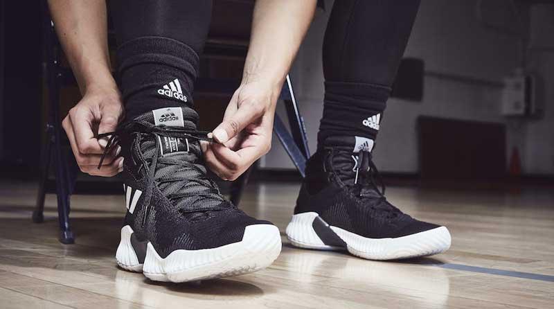 adidas nba chaussure