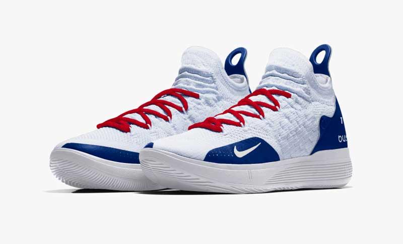 free delivery new cheap cost charm Nike : la KD11 disponible à la personnalisation sur NIKEiD ...