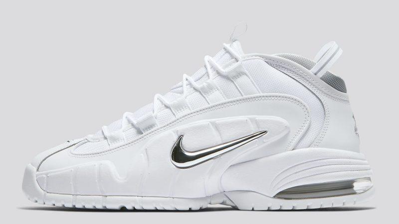 reputable site 82c38 97e86 Voilà plusieurs mois que Nike offre une seconde jeunesse à la Air Max Penny  1. Cette fois, la firme de l Oregon a décidé de parer de blanc la première  ...