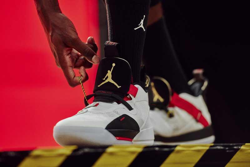 Tirez, c'est fermé ! Voici la Air Jordan 33 | Basket USA