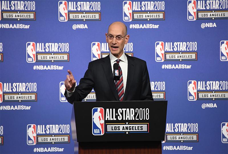80b387f6698 La NBA augmente ses prévisions pour le « salary cap » en 2020 ...