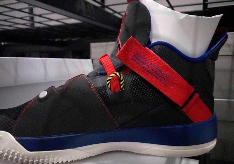 nouveau style fad62 13252 Les premières images de la Air Jordan 33 | Basket USA