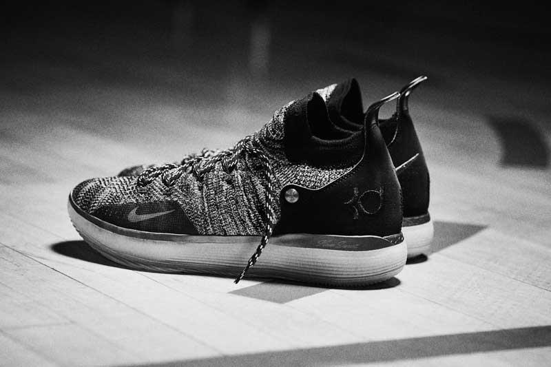 photos officielles 4d1e9 56c6b Test de chaussures : la Nike KD11 de Kevin Durant | Basket USA