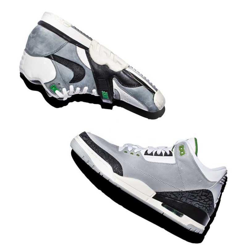 3d35e7b3 Tinker Hatfield est devenu un mythe du design chez Nike en signant les plus  célèbres modèles portés par Michael Jordan sur les parquets.