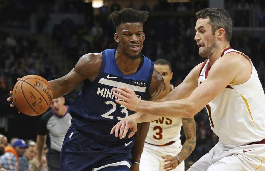 Houston a fait une offre à Minnesota pour Butler — NBA