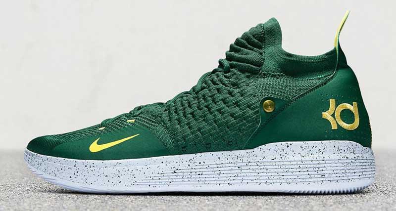 shop sold worldwide unique design Nike renvoie les chaussures de Kevin Durant à Seattle ...
