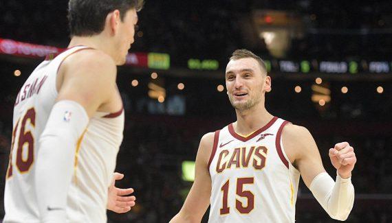 Cleveland : Sam Dekker absent plusieurs semaines