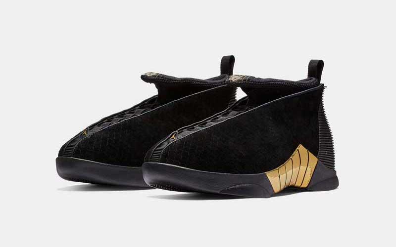 check-out dc931 d56f8 La Air Jordan XV au coeur de la nouvelle collection ...