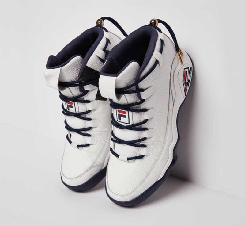 La Fila 95 de Grant Hill sort en version lifestyle | Basket USA