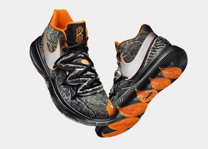 Nike : la Kyrie 5 arrive avec une toute nouvelle poche Zoom