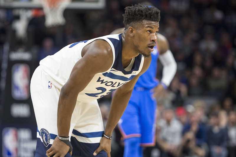 NBA : Jimmy Butler a été échangé aux 76ers de Philadelphie (basket-ball)