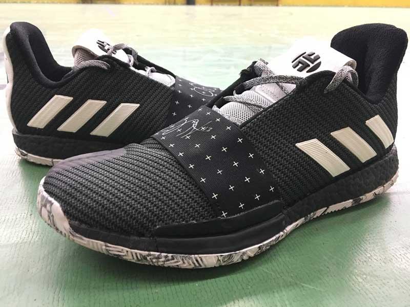 68532f3051bc Test de chaussures – La adidas Harden Vol.3 de James Harden