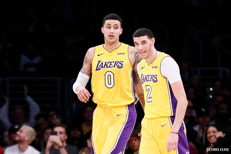 c5e2fad747d8 Nul doute que les conversations dans les bureaux de Rob Pelinka et Magic  Johnson sont sérieuses depuis quelques jours. Le GM et le président des  Lakers ...