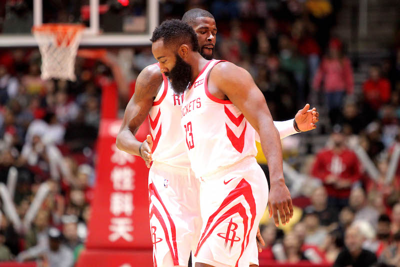 James harden plus magique que le magic basket usa - Magique basket ...