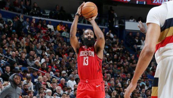 957fa593b09f ... course au MVP   les stats avancées du one-man-show de James Harden  Basket USA - 11 05 AM ET January 22