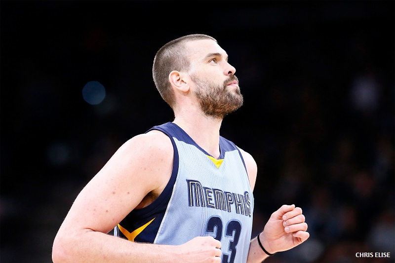 Marc Gasol quitte Memphis pour rejoindre Toronto — NBA