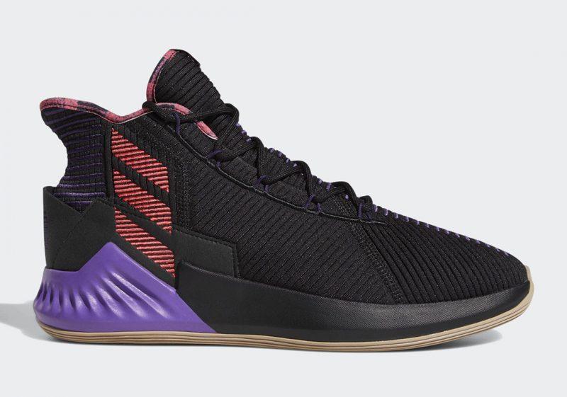 site réputé b9438 1d44d adidas : deux nouveaux coloris pour la D Rose 9 | Basket USA