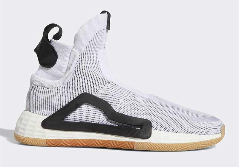Adidas : la N3XT L3V3L disponible en blanc | Basket USA