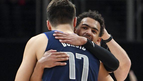 856fcab08e8 ... du mois   Luka Doncic et Trae Young raflent encore la mise. Basket USA  - 16 10 PM ET February 01