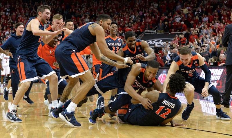 NCAA : Le titre pour Virginia