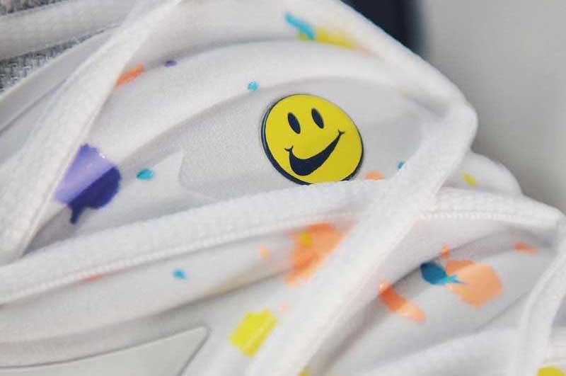 Nike : la Kyrie 5 garde le sourire   Basket USA