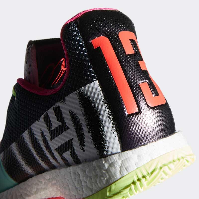 Adidas : la Harden Vol.3 en voit de toutes les couleurs