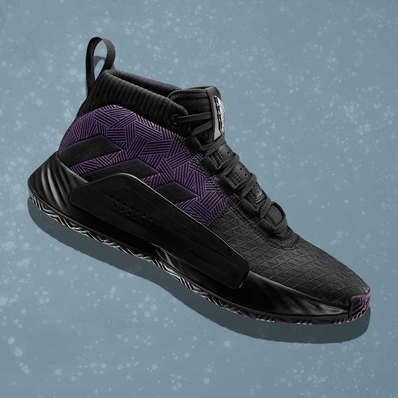 Adidas transforme ses joueurs en superhéros | Basket USA