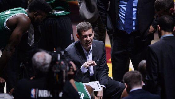 Brad Stevens : « Les Celtics sont jugés sur les bannières accrochées au plafond »