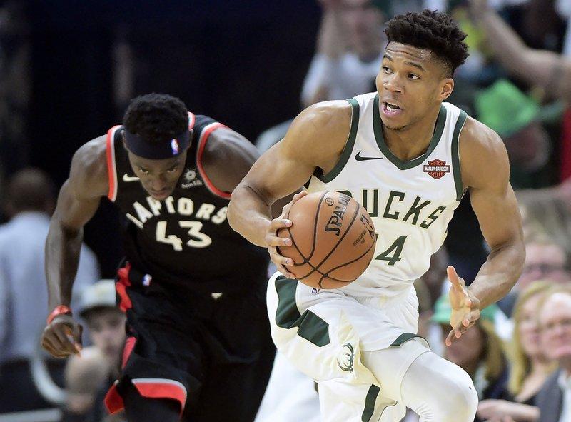Les Raptors l'emportent face aux Bucks et accèdent aux finales NBA