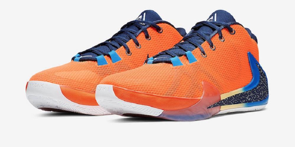 Nike : la première Zoom Freak 1 arrive en boutique | NBA | Basket USA
