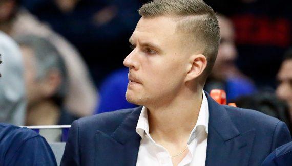 Kristaps Porzingis possède une clause dans son contrat pour tester le marché